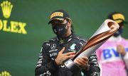 Хамилтън продължава да настоява за повече пари от Mercedes