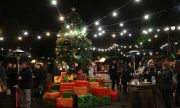 Забраняват масите на откритите Коледни базари в София