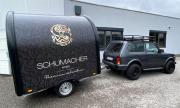 Ралф Шумахер си купи Lada Niva