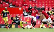 Манчестър Юнайтед изпусна да излезе трети в Премиер Лийг (ВИДЕО)