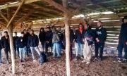 Откриха мигранти в обора на кметски наместник в Хасковско