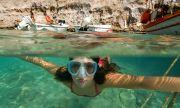 Строга карантина на гръцки остров