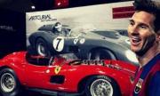 Меси притежава най-скъпия автомобил сред футболистите, Роналдо с 4 места в топ 15