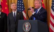 Голямо споразумение между САЩ и Китай