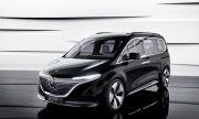 """Mercedes показа """"баничарка"""" от бъдещето"""
