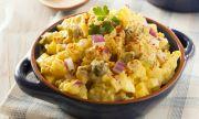 Рецепта за вечеря: Американска яйчена салата
