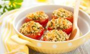 Рецепта за вечеря: Печени домати с плънка
