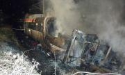Влак блъсна тир край Мездра