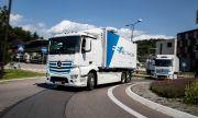 Електрическият камион на Mercedes ще дебютира на 30 юни