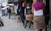 Немските търговци на дребно са изправени пред най-тежкия срив след ВСВ