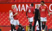 Кристъл Палас вгорчи началото на сезона за Манчестър Юнайтед