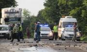 Жена загина при тежка катастрофа край Стара Загора