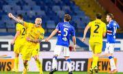 В мач с четири гола Сампдория и Каляри не излъчиха победител