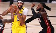 ЛА Лейкърс взе първия мач от финалите на НБА