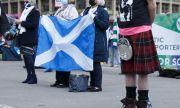 Шотландия вън от Великобритания и обратно в ЕС?