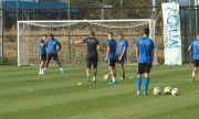 Четирима от Левски не тренираха преди дербито с Лудогорец