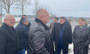 Борисов в Добрич: Скоро няма да се чувствате така далеч от столицата