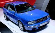Култовото Audi RS 2 Avant чукна четвърт век