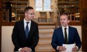 Дания иска ЕС да удари Русия