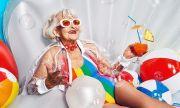 92-годишна стана интернет сензация (СНИМКИ)