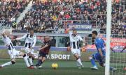 С гол в добавеното време Болоня измъкна равенство срещу Удинезе