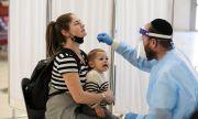 Израел отново въведе задължението за носене на маски