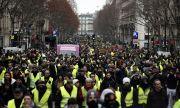 Улична война! Франция пак пламна заради закона за глобална сигурност