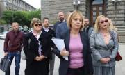 Мая Манолова ще гори изборни протоколи пред ЦИК