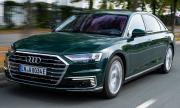 Audi промени решението си за превръщането на A8 в електромобил