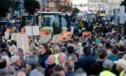 Протест на производителите в Молдова