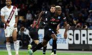Наполи измъкна победата срещу Торино в последните десет минути