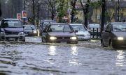 Наводнение в Крим. Наредиха частична евакуация в Ялта