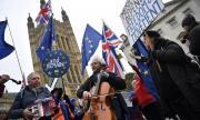 Британската икономика се е свила с над 20% само през април