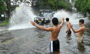 Рекордни валежи в Австралия