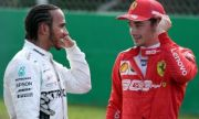Шарл Льоклер се пошегува след провала на Ferrari