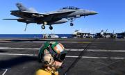 САЩ изпратиха самолетоносачи в Южнокитайско море