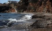 Леко цунами след труса край Крит