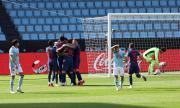 Суарес с нов гол за Атлетико Мадрид при успех над Селта