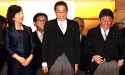 Япония търси диалог за мир с Русия