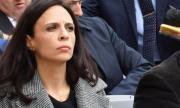 Виктория Бехар била сред ВИП-овете при посещението на папата
