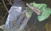 Откриха оръжието на обира в Елин Пелин