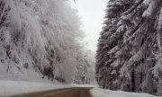 25 сантиметра сняг в прохода