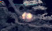 Азербайджан показа как унищожава арменска военна техника (ВИДЕО)