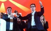 Президентът на Северна Македония връчи мандат на Зоран Заев