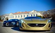 VAG продава Bugatti на Rimac?