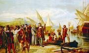 3 август 1492 г. Колумб потегля на запад