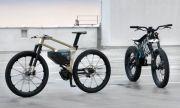 Електрически велосипеди BMW с и без педали (ВИДЕО)