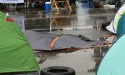 БОЕЦ: МВР излъга за взривни устройства в палатките