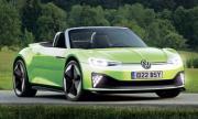 Volkswagen готви електрически роудстър с иновационна батерия
