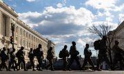 Страхът от преврат кара Байдън да трупа обезоръжени войски във Вашингтон